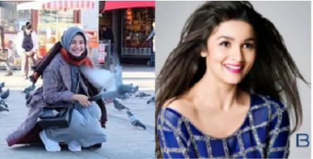 Diluar Dugaan, Profil 5 Artis Ibukota ini Benar-Benar Mirip Artis Bollywood