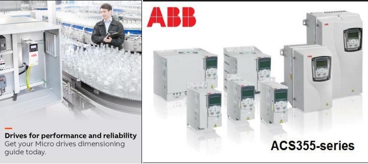 ABB Micro Drives