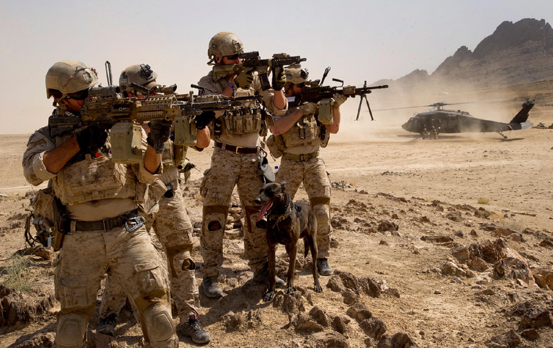 Pasukan Khusus Paling Mematikan di Dunia yang Siapapun Tidak Ingin Bertempur Dengannya