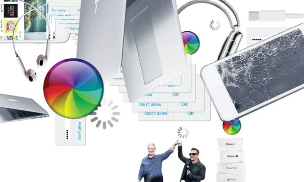 Panduan singkat untuk semua hal yang mengganggu tentang Apple